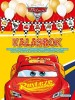 Disney Cars 3, Kalasbok