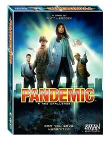 Pandemic Svenska / Finska - Pandemic Svenska / Finska