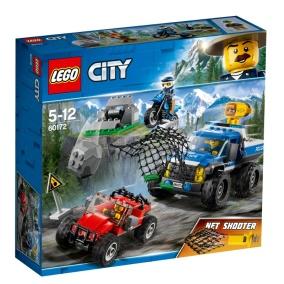 60172 LEGO City Polisjakt på berget - 60172 LEGO City Polisjakt på berget