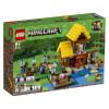LEGO Minecraft Stugan 21144