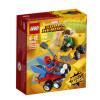 LEGO Super Heroes Mäktiga mikromodeller Scarlet Spider vs. Sandman 76089