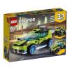 LEGO Creator Raketrallybil 31074