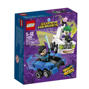 LEGO Super Heroes Mighty Micros Nightwing vs. The Joker 76093 - LEGO Super Heroes Mighty Micros Nightwing vs. The Joker 76093