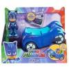 Pyjamashjältarna Figur med fordon PJ Masks, Cat-Boy - Kattpojken
