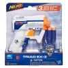 Nerf N´strike Elite Triad EX-3