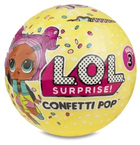 L.O.L LOL Surprise Confetti Pop Serie 3 - L.O.L Surprise Confetti Serie 3