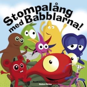 Babblarna Stompalång, bok - Babblarna Stompalång, bok