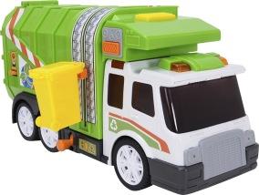 Sopbil med ljus och ljud Dickie Toys - Sopbil med ljus och ljud Dickie Toys