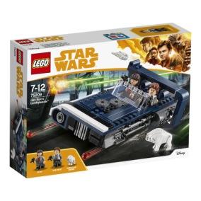 75209 LEGO Star Wars Han Solo's Landspeeder - 75209 LEGO Star Wars Han Solo's Landspeeder
