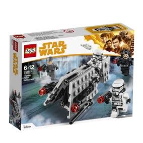 75207 LEGO Star Wars Imperial Patrol Battle Pack - 75207 LEGO Star Wars Imperial Patrol Battle Pack
