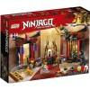 LEGO Ninjago Uppgörelse i tronsalen 70651
