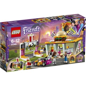 41349 LEGO Friends Restaurang - 41349 LEGO Friends Restaurang