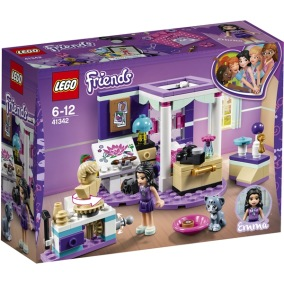 41342 LEGO Friends Emmas lyxiga sovrum - 41342 LEGO Friends Emmas lyxiga sovrum