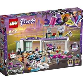 41351 LEGO Friends Kreativ bilverkstad - 41351 LEGO Friends Kreativ bilverkstad