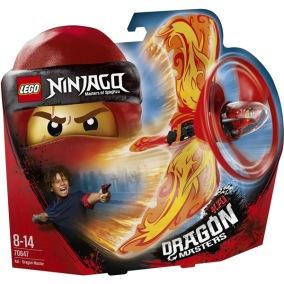 70647 LEGO Ninjago Kai Drakmästare - 70647 LEGO Ninjago Kai Drakmästare