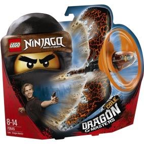 70645 LEGO Ninjago Cole Drakmästare - 70645 LEGO Ninjago Cole Drakmästare