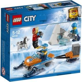 60191 LEGO City Arktiskt utforskningsteam - 60191 LEGO City Arktiskt utforskningsteam