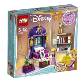 41156 Rapunzels Slottssovrum LEGO Disney Princess - 41156 Rapunzels Slottssovrum LEGO Disney Princess