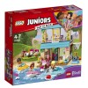 10763 Stephanies Strandhus LEGO Juniors
