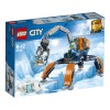 60192 Arktisk isbandtraktor LEGO City