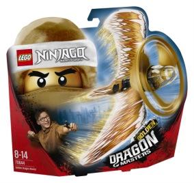 70644 Gyllene drakmästare LEGO Ninjago - 70644 Gyllene drakmästare LEGO Ninjago