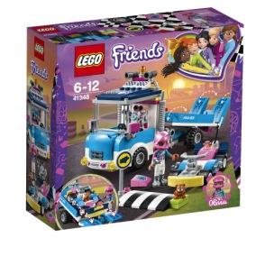 41348 Service- och underhållsbil LEGO Friends - 41348 Service- och underhållsbil LEGO Friends
