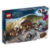 75952 Lego, Harry Potter  Newts väska med magiska varelser