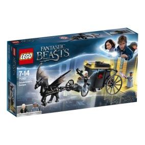75951 Lego, Harry Potter  Grindelwalds flykt - 75951 Lego, Harry Potter  Grindelwalds flykt