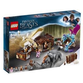 75952 Lego, Harry Potter  Newts väska med magiska varelser - 75952 Lego, Harry Potter  Newts väska med magiska varelser