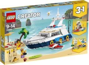 LEGO Creator 31083 Kryssningsäventyr - LEGO Creator 31083 Kryssningsäventyr