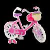 Cykel med tillbehör, Barbie
