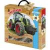 Egmont Kärnan - Träpussel med traktorer - 15 bit 3+