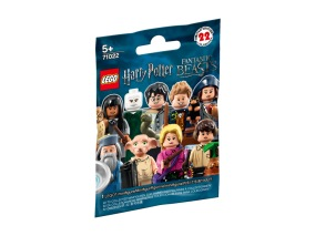 LEGO® Minifigure Harry Potter™ och Fantastic Beasts™ 71022 - LEGO® Minifigure Harry Potter™ och Fantastic Beasts™ 71022