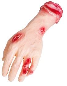 Blodig hand - Blodig hand