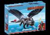 Playmobil 9246 Dragons, Hicke och Tandlöse
