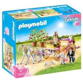 Playmobil City Life - Bröllopsvagn 9427 - Playmobil City Life - Bröllopsvagn 9427
