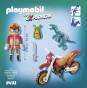 Playmobil Dinos - Motocrosscykel med raptor 9431