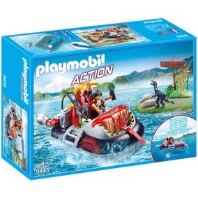 Playmobil Action - Svävare med undervattensmotor 9435 - Playmobil Action - Svävare med undervattensmotor 9435
