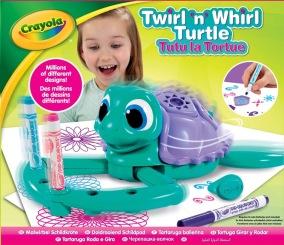 Crayola, Twirl & Whirl Turtle - Crayola, Twirl & Whirl Turtle