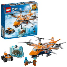 LEGO City Arctic Expedition 60193, Arktisk lufttransport - LEGO City Arctic Expedition 60193, Arktisk lufttransport