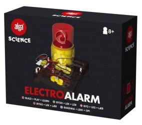 Alga Science Electro Alarm - Alga Science Electro Alarm
