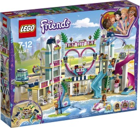 Lego Friends 41347, Heartlake city resort - Lego Friends 41347, Heartlake city resort