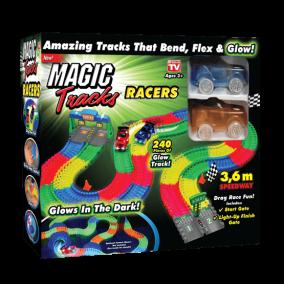 Magic Tracks, Racer Set - Magic Tracks, Racer Set