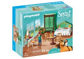Playmobil Spirit - Luckys sovrum 9476 - Playmobil Spirit - Luckys sovrum 9476