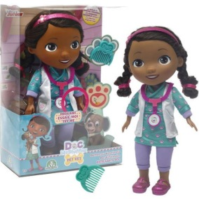 Disney Doc McStuffins Pet Vet Doll - Disney Doc McStuffins Pet Vet Doll
