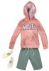Barbie Ken kläder, huvtröja, shorts, skor