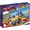 70821 LEGO Movie Emmet och Bennys Verkstad 4+