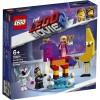 70824 LEGO Movie Presenterar Drottning Wembrysi 6+