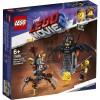 70836 LEGO Movie Metallskägget och Batman 6+