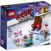 70822 LEGO Movie Unikittys Bästa Vänner 5+